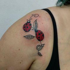 Image result for ladybug tattoo