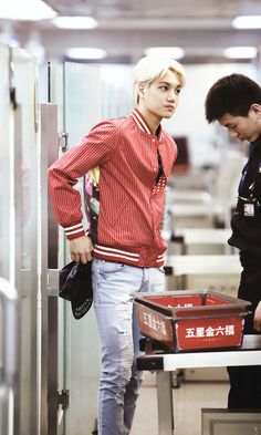 Kai @ aiport fashion