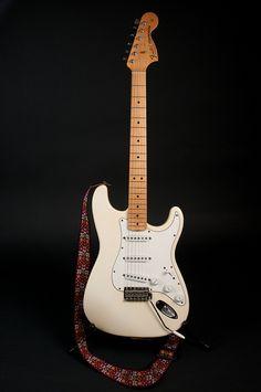 1985 Fender Stratocaster by Bill Bryant Photography, via Flickr