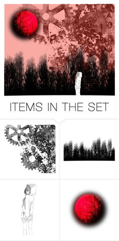 """""""Apocalypse"""" by drskullz ❤ liked on Polyvore featuring art"""