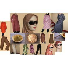 Urban Hijab, created by urbanhijab.polyvore.com