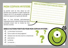 Copain mystère