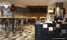 """♥ COUP de COEUR ♥ Tout nouveau tout beau """"Joséphine à table"""", cuisine de famille vient d'ouvrir à St-Amour-Bellevue."""