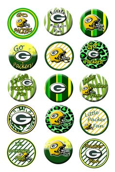 photograph regarding Green Bay Packers Printable Logo identify 40 Least complicated Environmentally friendly Bay Packers Printables visuals in just 2016 Inexperienced