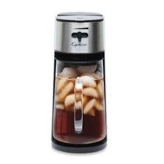Capresso® Iced Tea Maker - BedBathandBeyond.com