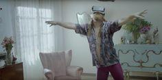 O UNIVERSO DOIDO DA CLA: Realidade Virtual: Escapando da Realidade e Vivend...