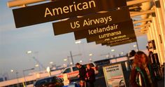 Say what? New report says travelers win when airlines merge (Photo: AFP/Getty Images)