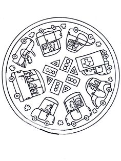 Mandalas bring relaxation and comfort to adults all over the world. Mandalas are one of our favorite things to color. Kids can color them too! We have some more simple mandalas for kids to color. Mandalas for Kids Easy Coloring Pages, Cat Coloring Page, Disney Coloring Pages, Mandala Coloring Pages, Coloring Pages For Kids, Coloring Books, Mandalas For Kids, Printable Coloring Sheets, Pokemon Coloring