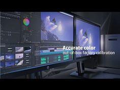HP // 4k/5k ZDisplays // Transparent House