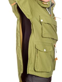 Colour Wear CLWR Anorak Jacket