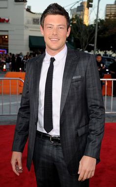 "Cory Monteith Photos Photos: Premiere Of Twentieth Century Fox's ""Glee The Concert Movie"" - Red Carpet Glee Rachel And Finn, Lea And Cory, Jane Lynch, Finn Hudson, Cory Monteith, I Have A Crush, Lea Michele, Celebs, Celebrities"