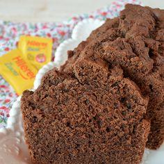 Budín de chocolate sin azúcar Plum Cake, Sugar Free, Muffin, Food And Drink, Keto, Bread, Snacks, Cookies, Breakfast