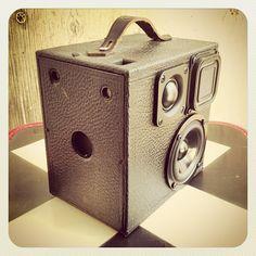 Cub Vintage Camera BoomCase