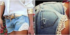 reaproveitar jeans usado - Pesquisa Google