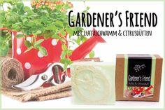 "Handmade Soap ""Gardeners Friend"" from Eve Butterfly Soaps DaWanda.com"