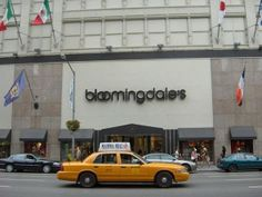 Shoe shopping at Bloomingdale's - Louboutins, Jimmy Choos, Badgley Mischkas...