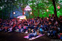Foto's - Bosjesfestival