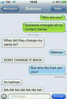 Funny batman