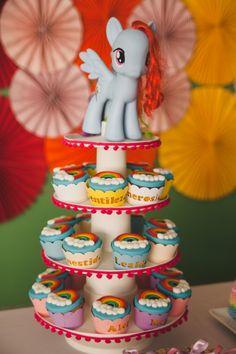 Festa My Little Pony – Duda 5 anos