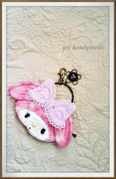 Melody in key purse