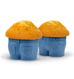 Talk about muffin tops...
