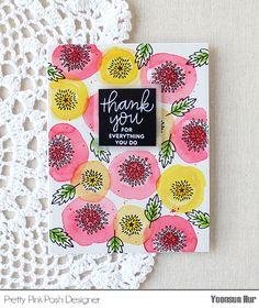 Hello crafty friends, happy Thursday!! Welcome to the first day of the Pretty Pink Posh September 2017 Product Release Blog Hop! If you arrived here from the Shannon McComb's blog you are on …