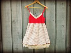 Eco+Boho+Chic+Summer+Minidress//+Small//+Romantic+by+emmevielle,+$69.00