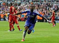 I miss the days where Didier Drogba played for Chelsea