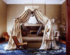 Future bedroom Open House: Nine Rooms by Muriel Brandolini | Vanity Fair
