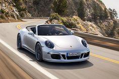 「911カレラ4 GTSカブリオレ」