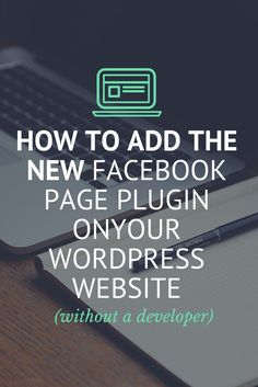 Remember the old Facebook Like Box everyone told you to install on your website? It's no longer available for install.  The good news is, Facebook decided to give it a major face lift.  They even changed the name to the Facebook Page Plugin - pretty snazzy, amiright?  Here's how to install it in a few simple steps. #FacebookMarketing #Facebook