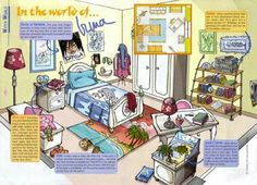 Irma's room
