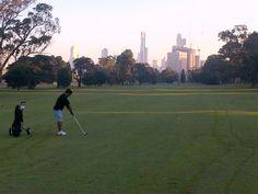 Albert park Golf Melbourne