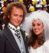Luke and Laura from General Hospital