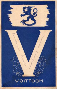 V niin kuin voitto (V for Victory) Picture Postcards, Finland, History, Pictures, Photos, Historia, Grimm