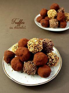 truffes                                                                                                                                                                                 Plus