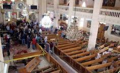 Estado Islâmico reivindica autoria de atentado à igrejas cristãs no Egito