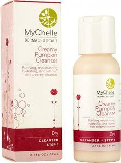 Janey Lee Grace | Win a Mychelle Creamy Pumpkin Cleanser from Vanessa's Choice worth £8.50 - Janey Lee Grace