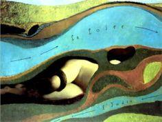 Max Ernst. The Garden of France (1962)