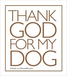 Thank God | Poster