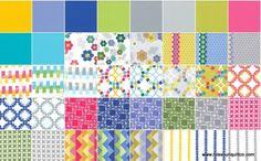 New at the Missouri Star Quilt Company. Quilt Blocks by Ellen Luckett Baker for Moda Fabrics