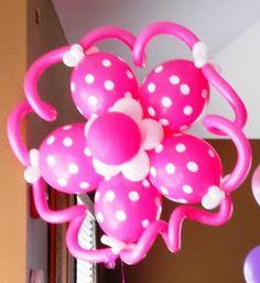 cmo hacer flores con globos decoracin con globos los globos ayudan a crear un ambiente