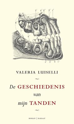 Valeria Luiselli - De geschiedenis van mijn tanden