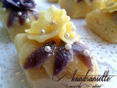 skandraniette gateau algerien, cuisine algerienne