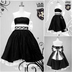 VOCALOID Magnet LUKA RUKA Black dress Cosplay Costume | eBay