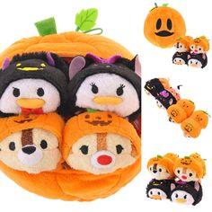 2015 Japan pumpkin bag tsum tsum. Release: Oct. 9 2015.