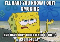 quit smoking meme - Google Search