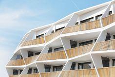 Ragnitzstrae, Graz, 2013 - LOVE Architecture and urbanism