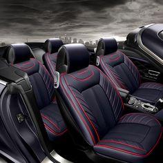 3D Sports Car Seat Cover Cushion High-grade leather,,Car Styling For BMW Audi HONDA Toyota Benz Ford Nissan Hyundai