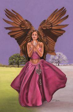 Angel Quest Cards ~ Summer/Winter ~ Carol Heyer